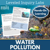 Water Pollution Inquiry Labs