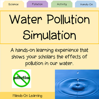 Water Pollution Simulation