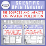 Water Pollution Sources & Impacts: Student-Led Experimenta