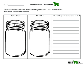 water pollution - Homeschool Den