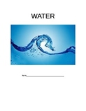 Environmental Science Water Unit and STEM Water Filter Project