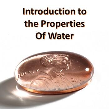 Water Properties Lab