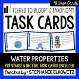 Water Properties Task Cards