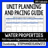 Water Properties Unit Planning Guide