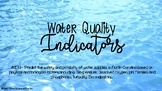 Water Quality Indicators Powerpoint