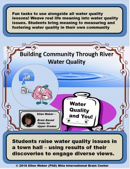 Water Quality Unit - Brain Based Activities