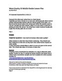 Water Quality Unit Plan