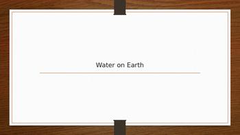 Water Resource Powerpoint
