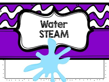Water STEAM