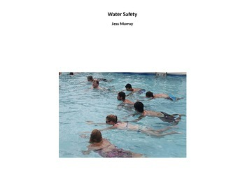 Water Safety Book