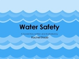 Water Safety Book - Social Story about staying safe around water - ASD Resource
