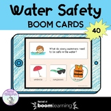 Water Safety Boom Cards
