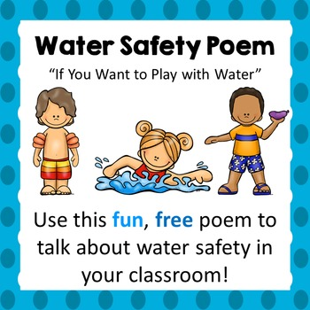 Water Safety Poem