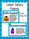 Water Safety Posters