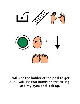 Water Safety Story