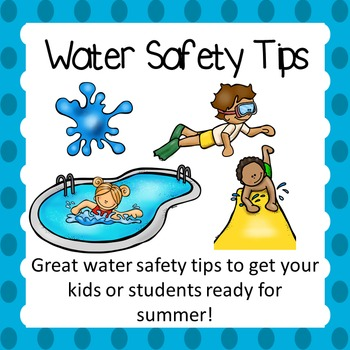 Water Safety Tips PowerPoint Presentation
