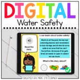 Water Safety for Summer and End of Year Digital Activity |