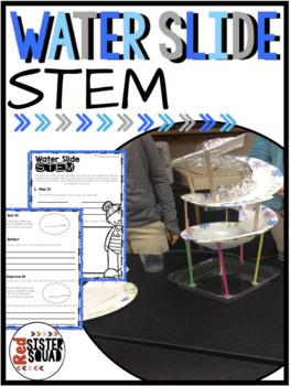 Water Slide STEM