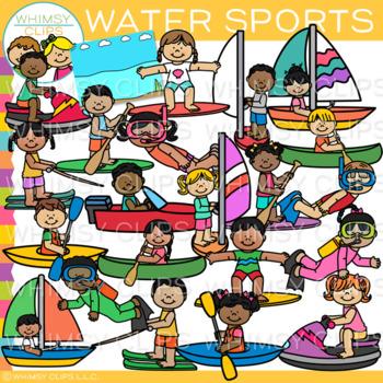 Summer Water Activities Set - Download Free Vectors, Clipart Graphics &  Vector Art