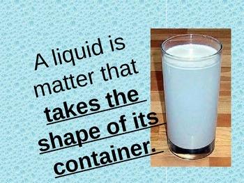 Water- States of Matter BUNDLE 4th Grade Science