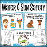 Water & Sun Safety Posters and Books