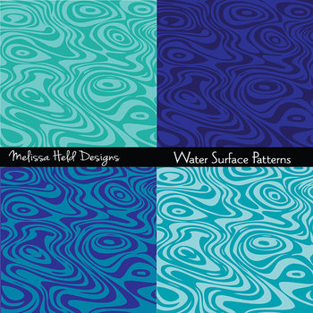Water Surface Patterns