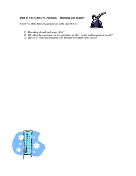 Water Systems Unit Test