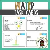 Properties of WATER TASK CARDS
