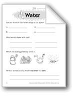 Water (Thinking Skills)