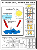 Water Unit - All About Clouds, Weather and Water