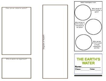 Water Unit: Brochure