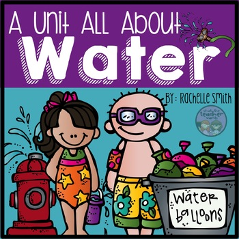 Water Unit {With Bubbles}