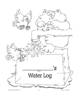 Water: Using Logbooks