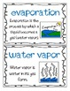 Water Vapor (Evaporation and Condensation)