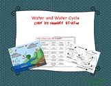 Water & Water Cycle Coloring Pages