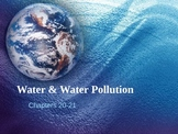 Water & Water pollution