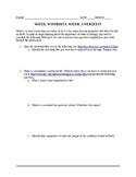 Water Webquest