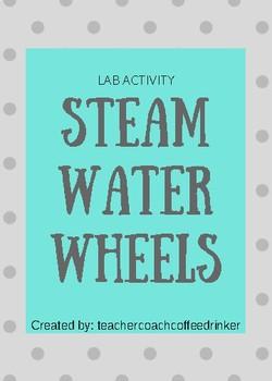 Water Wheel STEAM LAB
