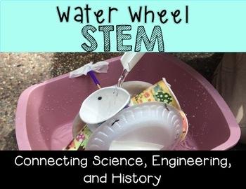 Water Wheel STEM Activity