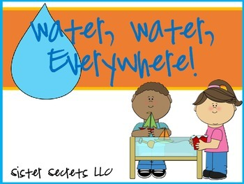 Water, Water, Everywhere! [Fluid Earth, Water Cycle, and Weather]