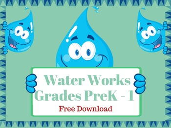 Water Works Introducing Science Activities