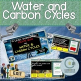 Water and Carbon Cycles Geography Escape Quiz