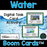 Water and Water Cycle - Distance Learning Compatible Digit