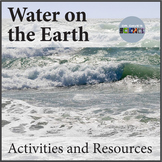 Water on Earth Science Activity Packet NGSS 5-ESS2-2 and N