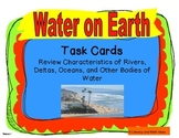 Geography:  Water on Earth Task Cards