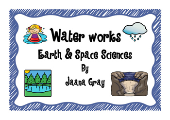 Water works - Earth & Space Science