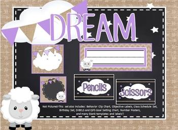 DREAM Classroom Decoration Pack