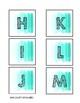 Watercolor A-Z Labels