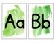 Watercolor Alphabet