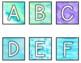 Watercolor Alphabet Flash Cards!
